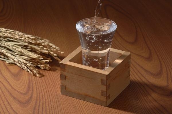 日本酒フリー画像