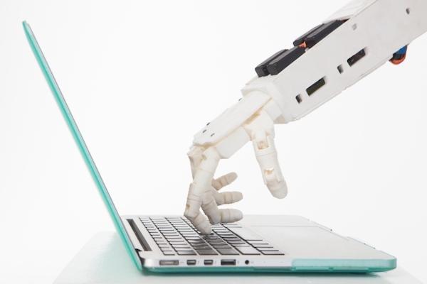 ロボットによる自動化